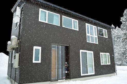 ツーバイフォーは高気密住宅。